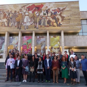 Memory Lab: The 9th annual study trip /workshop took place in Albania in 2019